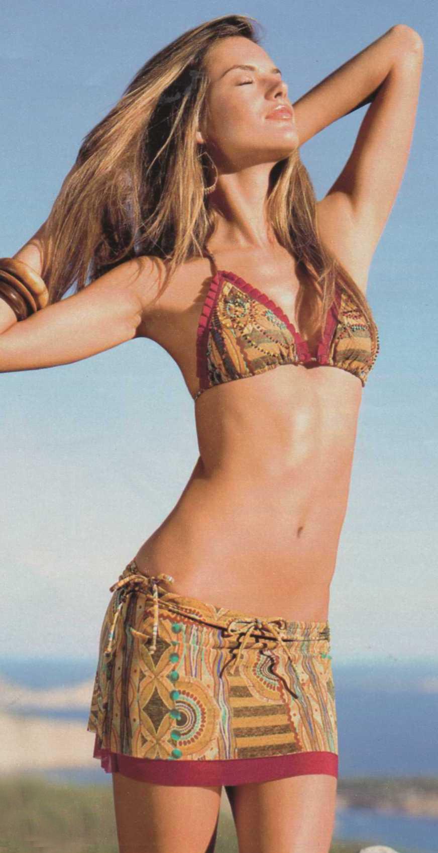 becki newton bikini photos