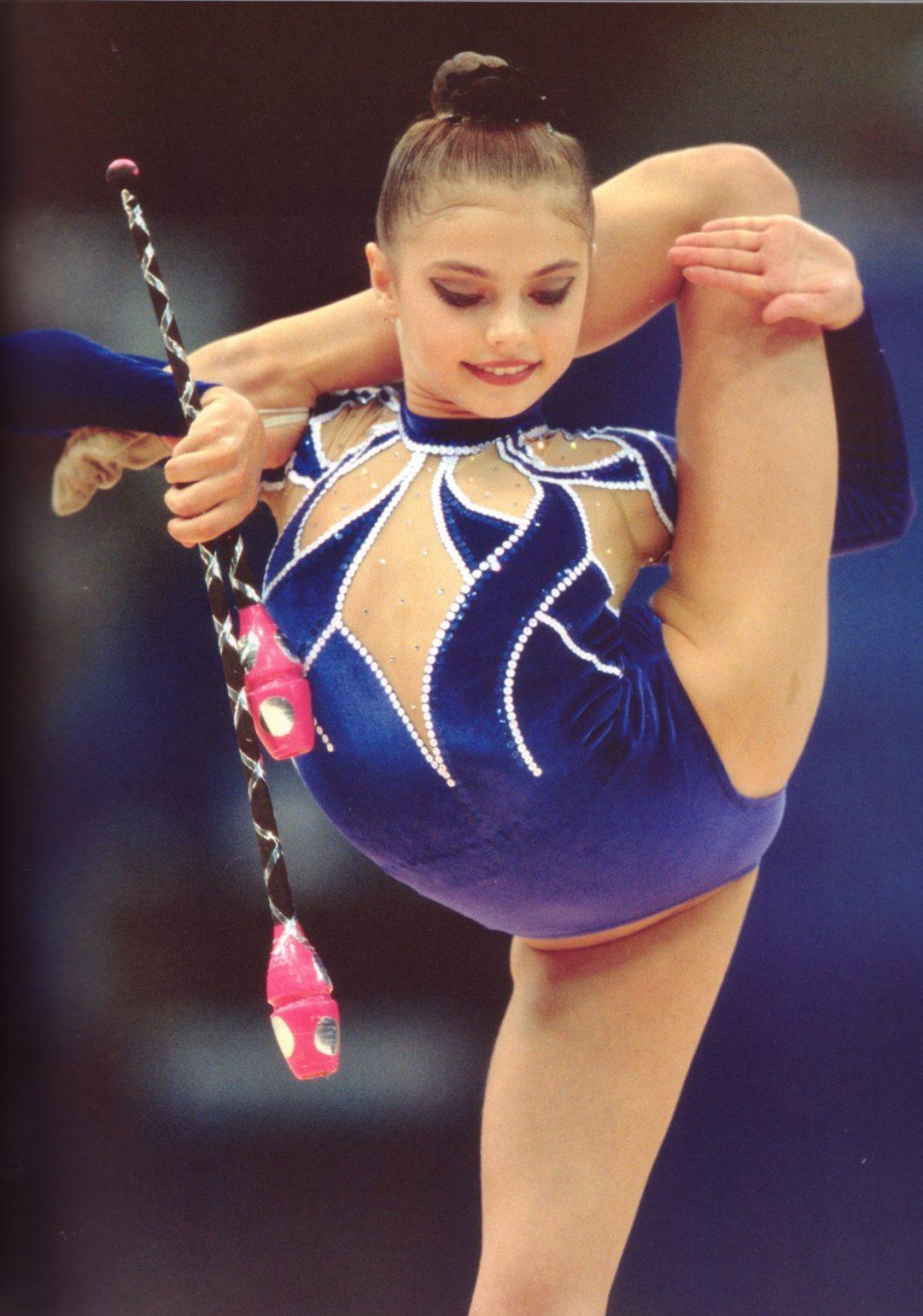 Фото модель гимнастки 14 фотография