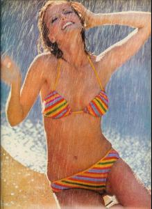 Cheryl tiegs nipples, what is a pussy pump for