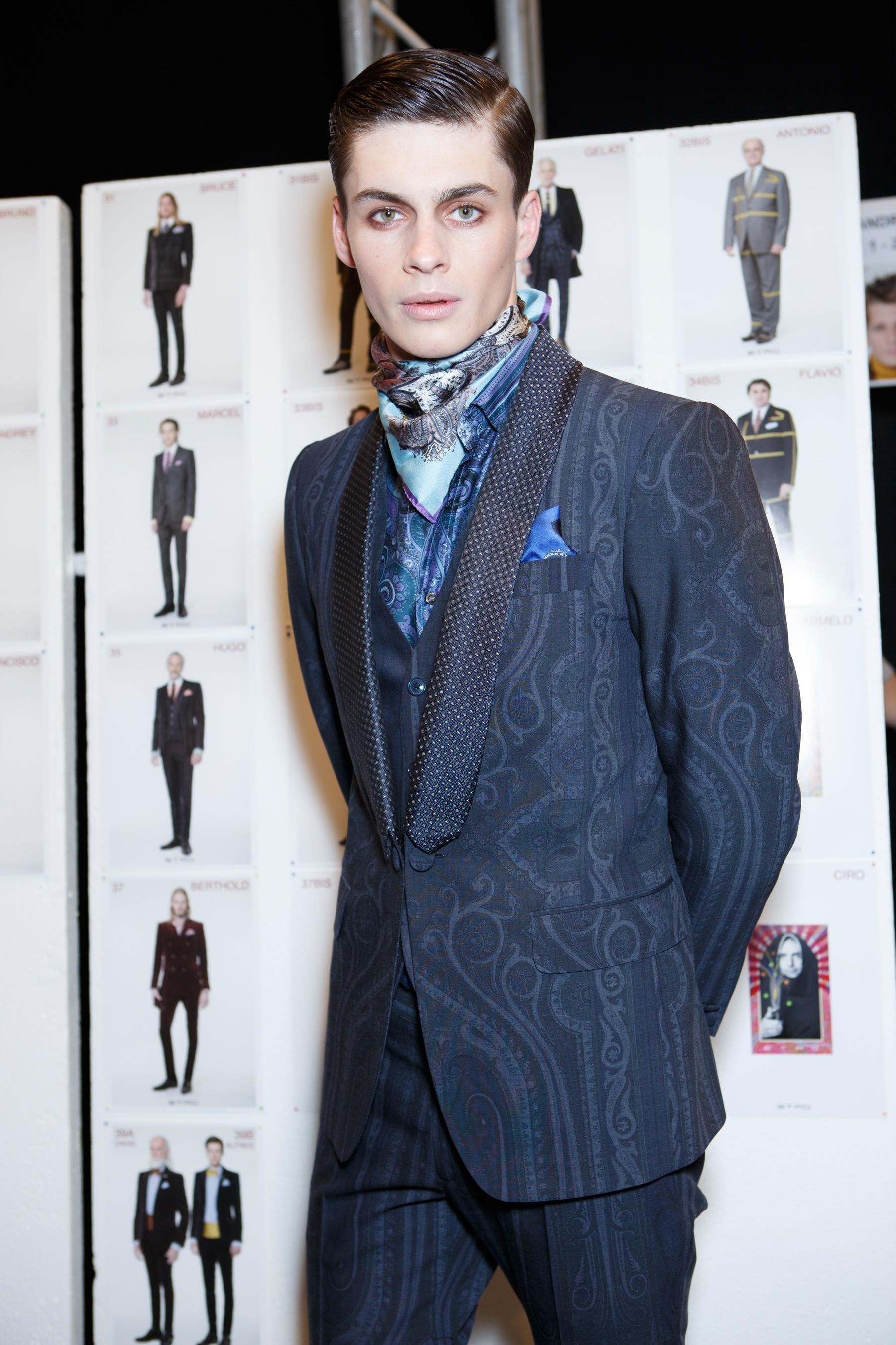 Male fashion model agencies 23