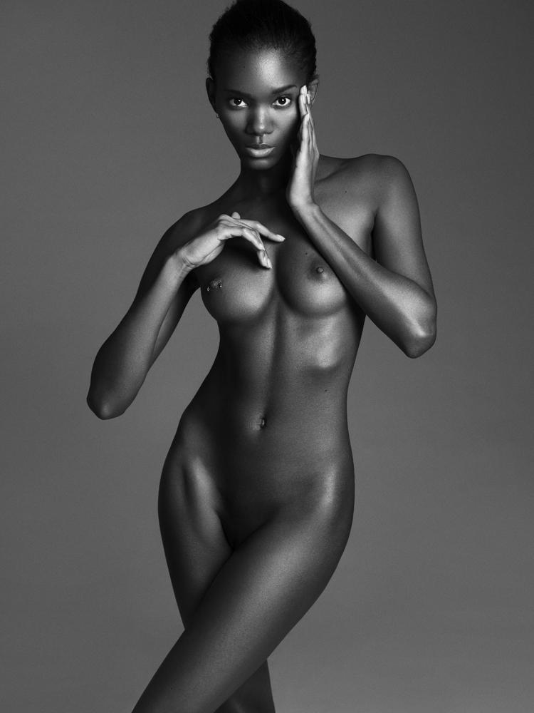 Ebony Models Nude
