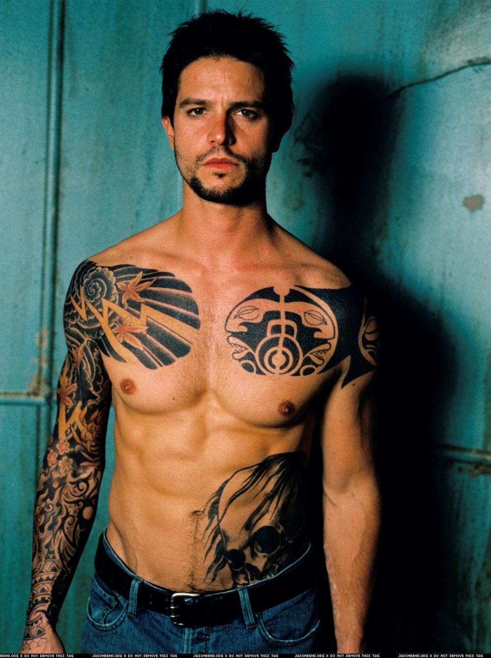 Татуировка у гея на очке 19 фотография