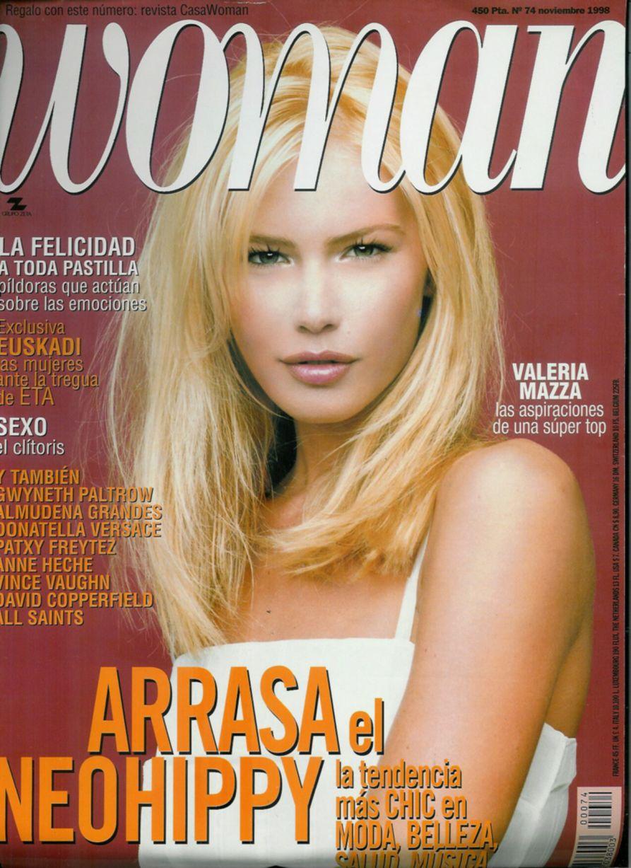 Valeria Mazza ARG 1 1998