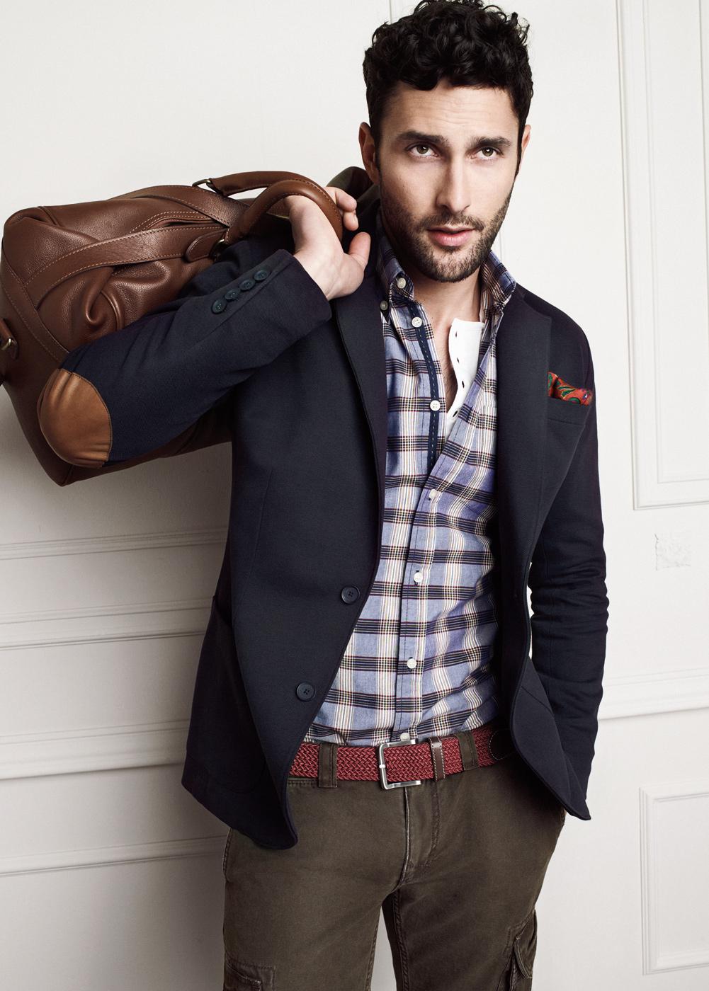 Мужской стиль одежды 2014 11