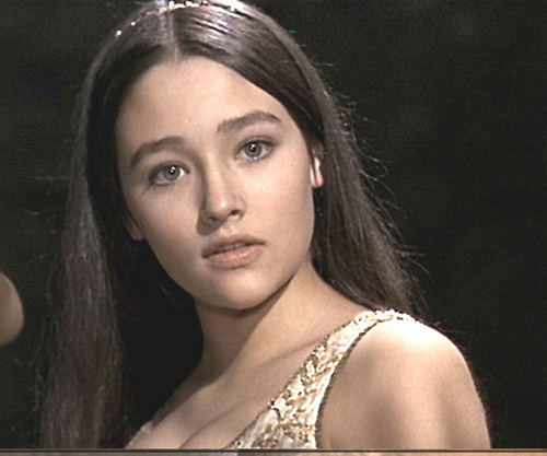Any case. Olivia hussey romeo this rather