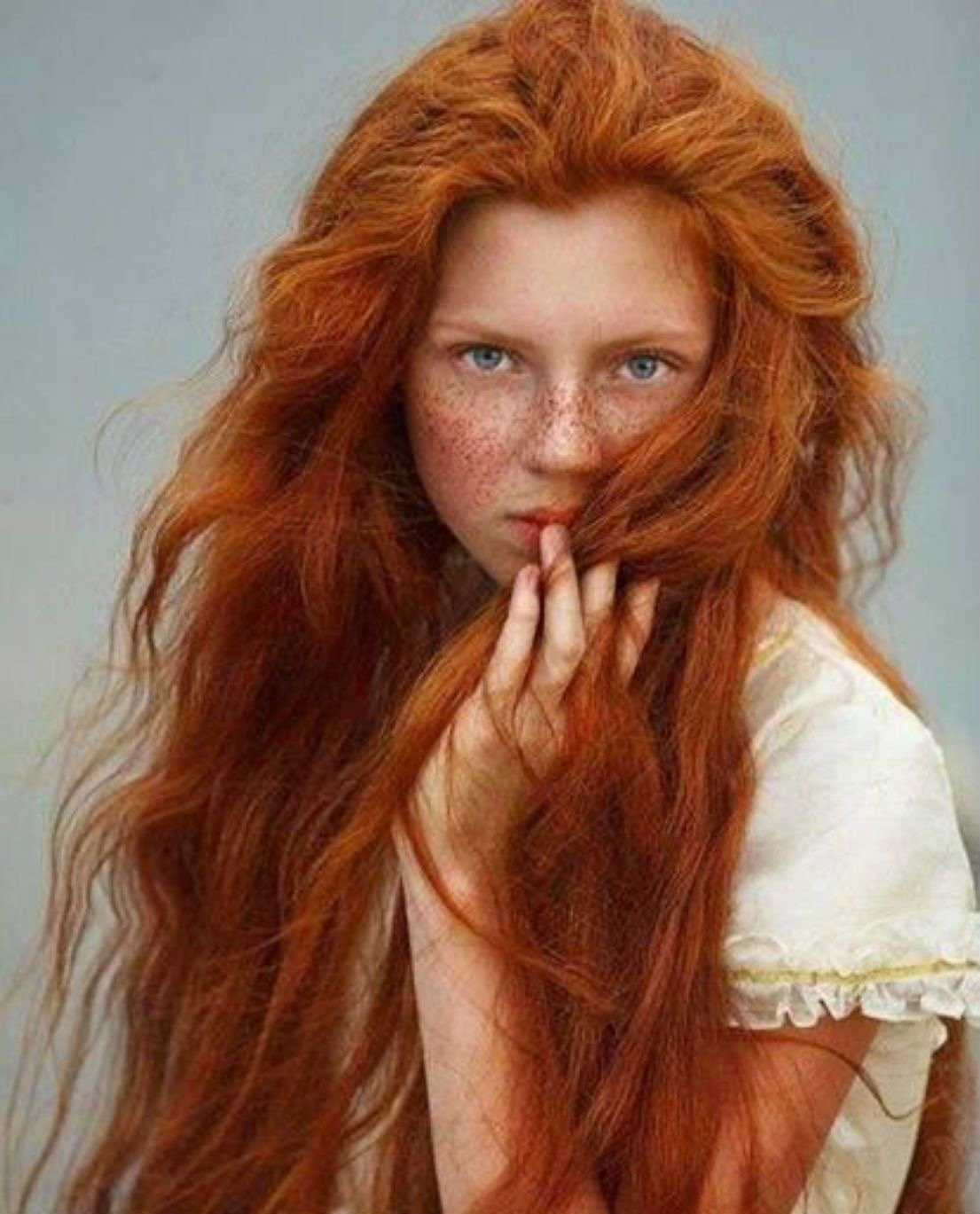 Who Is This Redhead Model Id Bellazon