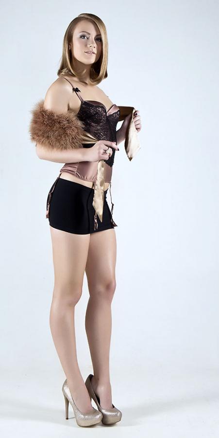Alexandra Saitova Nude Photos 1