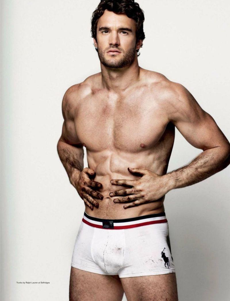 Thom Evans - Male Fashion Models