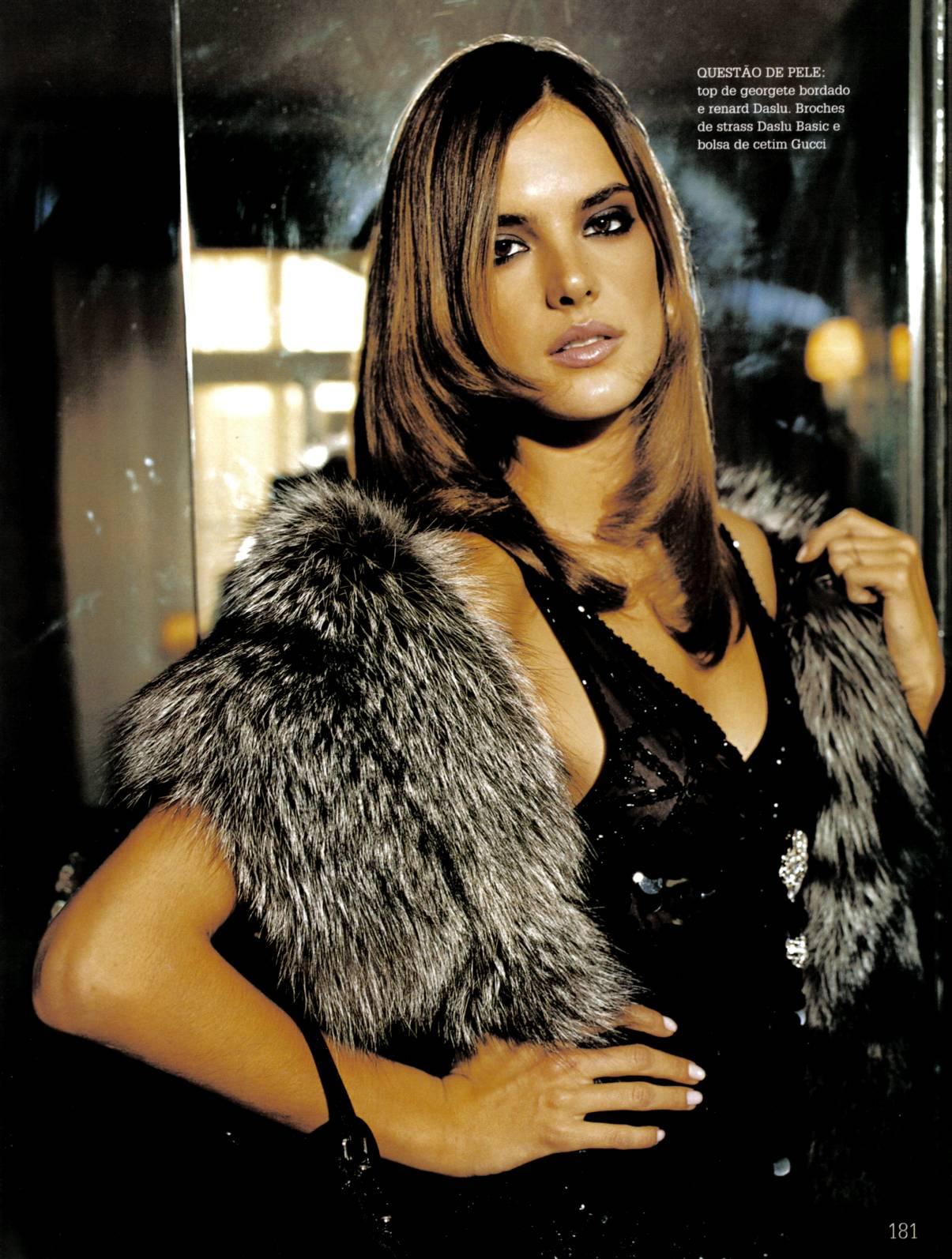 Editorials - Page 73 -... Alessandra Ambrosio Bellazon