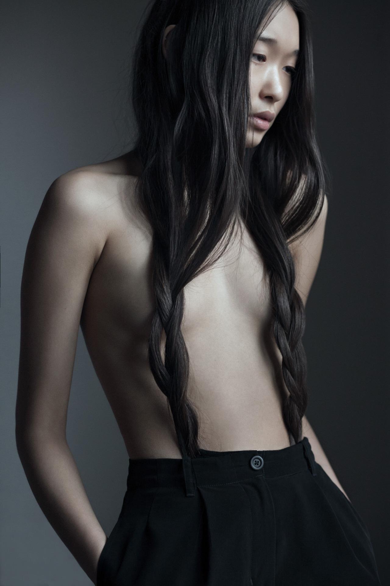 scene girl thinspo nude