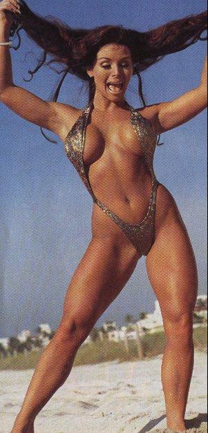 Midajah O'Hearn - Female Athletes - Bellazon