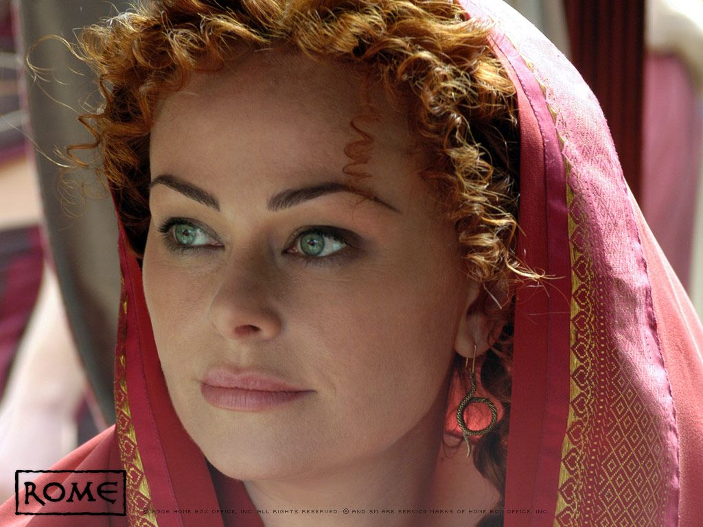 Polly Walker - Actresses - Bellazon