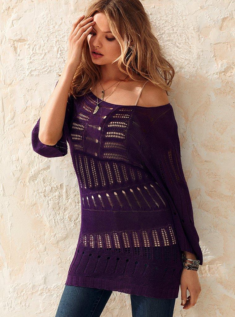 Модные новости: Модная вязаная одежда осень-зима 2012-2013