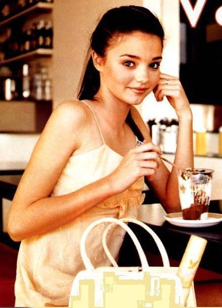 Models before they were famous - General Babe Discussion ... Miranda Kerr Bellazon