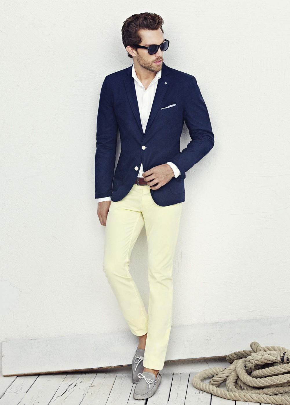 Пиджак и штаны 10