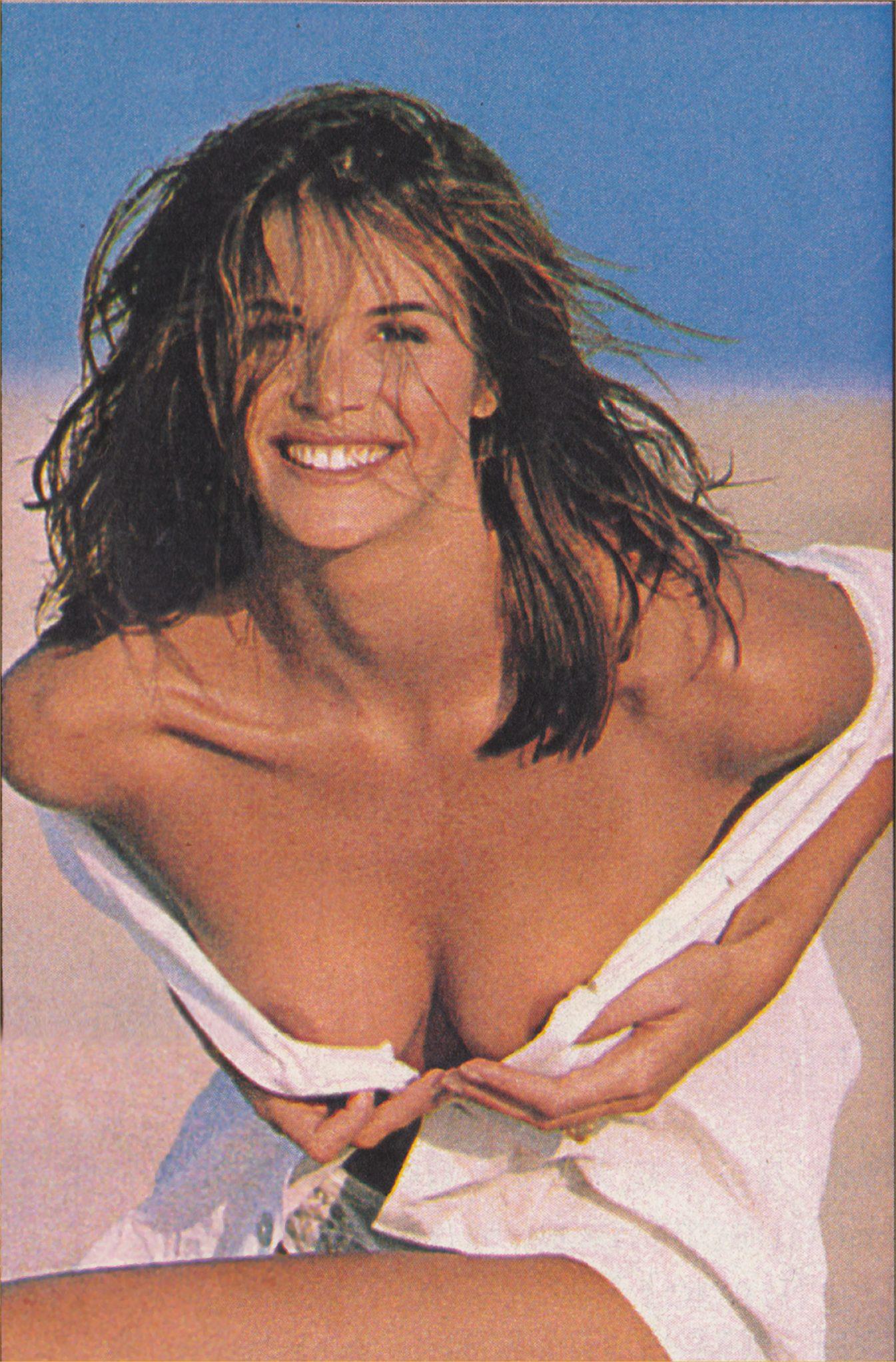 Mcpherson topless elle
