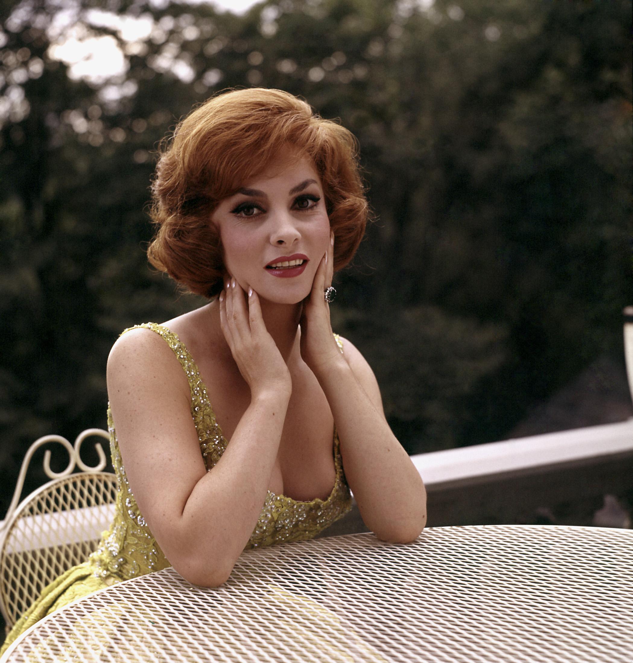 В 1986 году Джина Лоллобриджида выступала в качестве председателя жюри