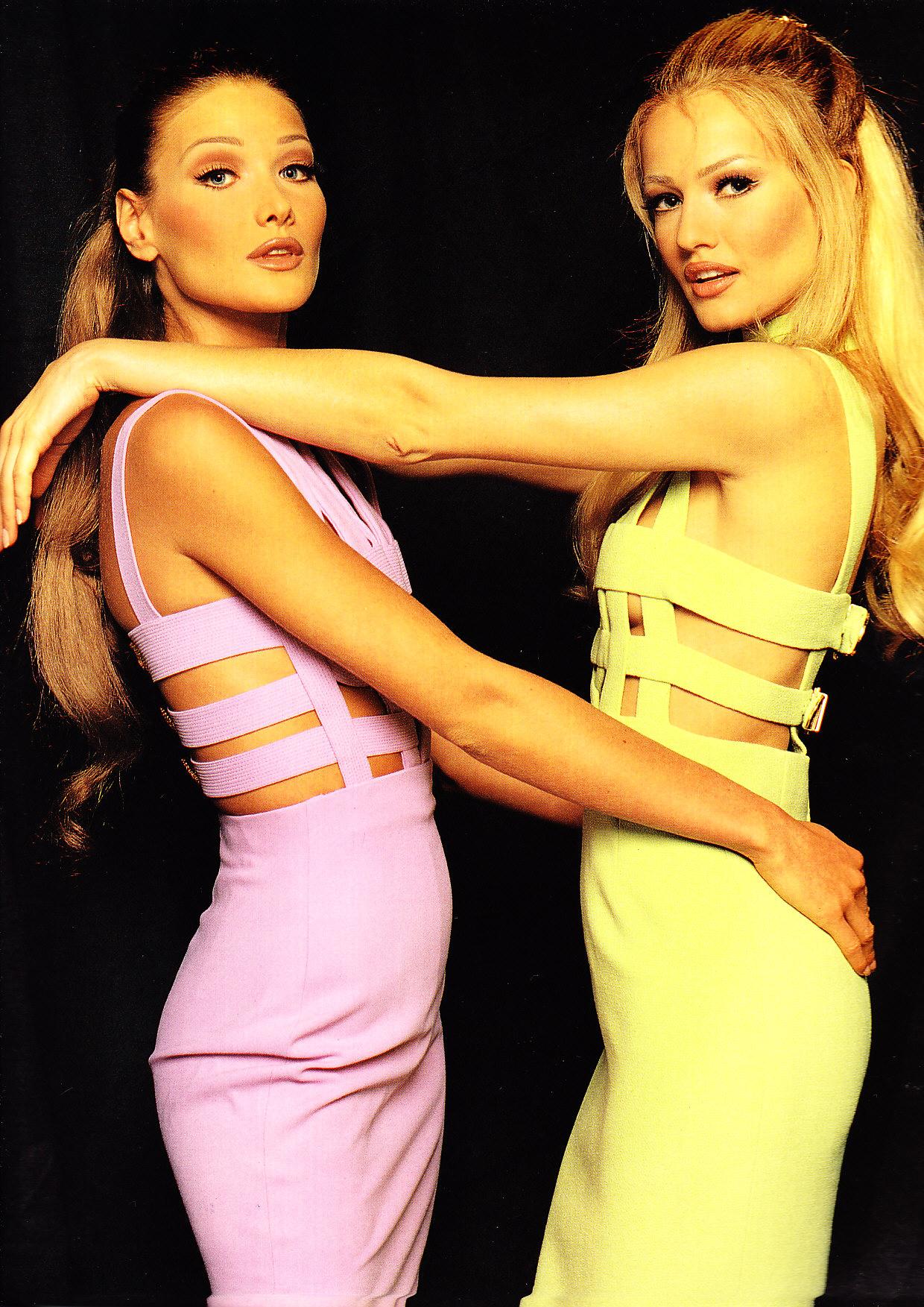 Karen Mulder - Page 58 - Fashion Models - Bellazon