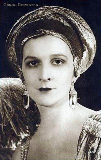 Carol Dempster actress
