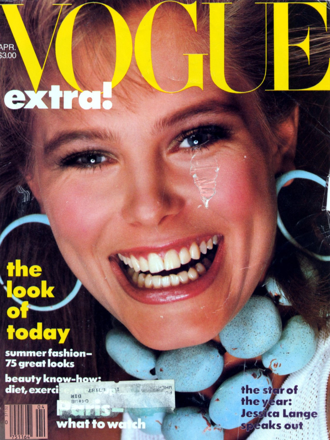 Enjoy Her Vogue Covers Were