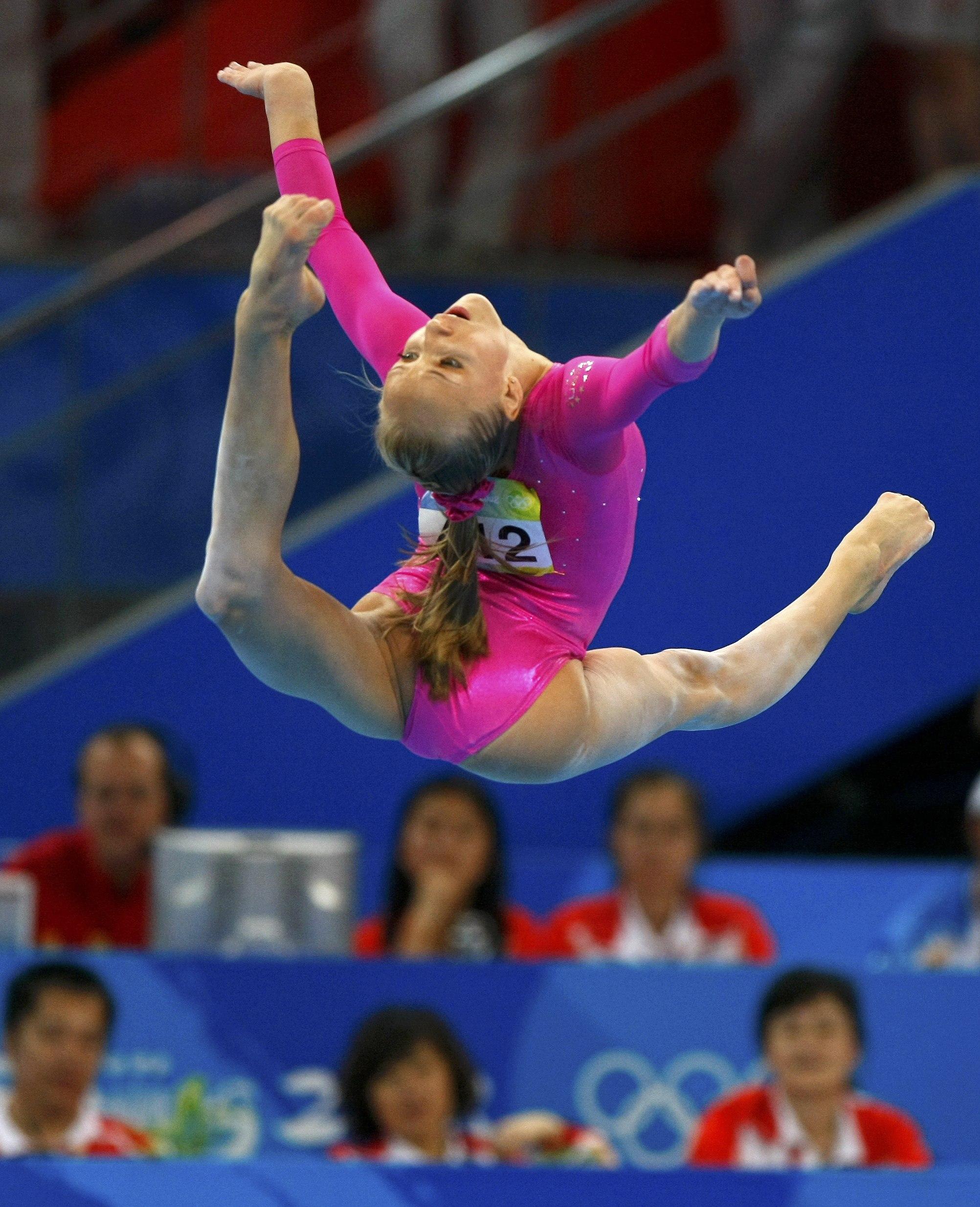 Пекин-2008, Настя Люкин, бег, спортивная гимнастика, Питер Одемвинги