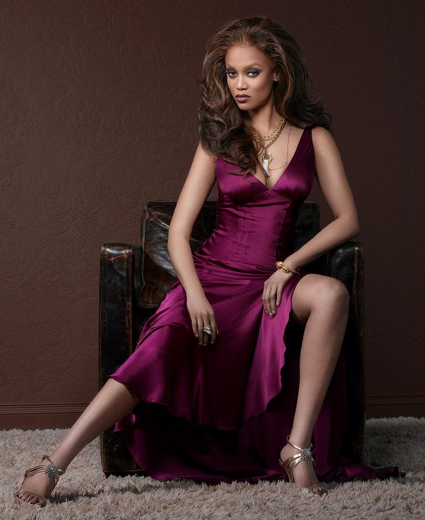 Tyra Banks Antm: Fashion Models
