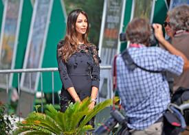 Madalina Ghenea Celebrity Sightings Day 4 nZWwjf8qKDal.jpg