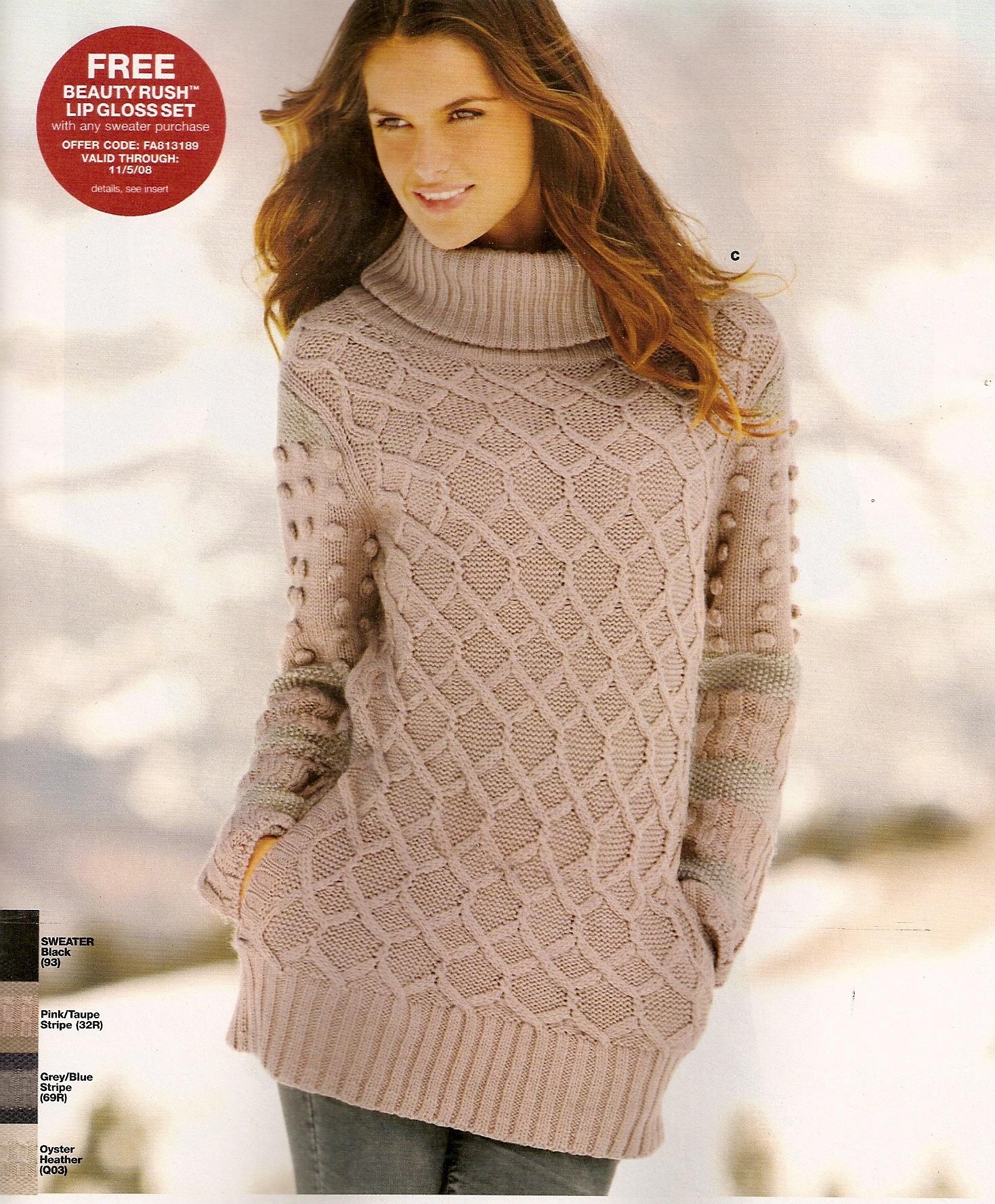 Вязание спицами для женщин спицами осень-зима6