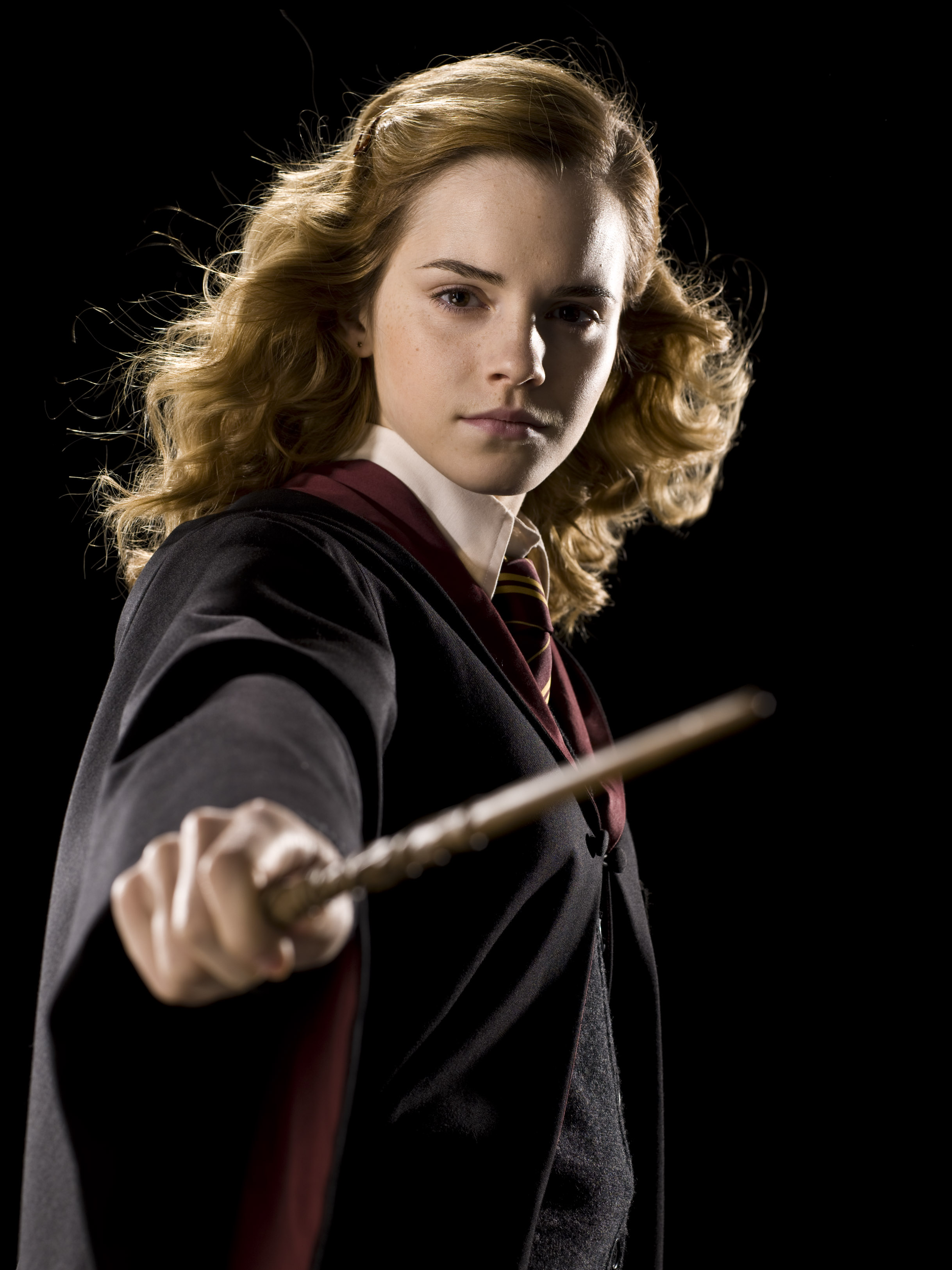Hermione Granger from Harry Potter.