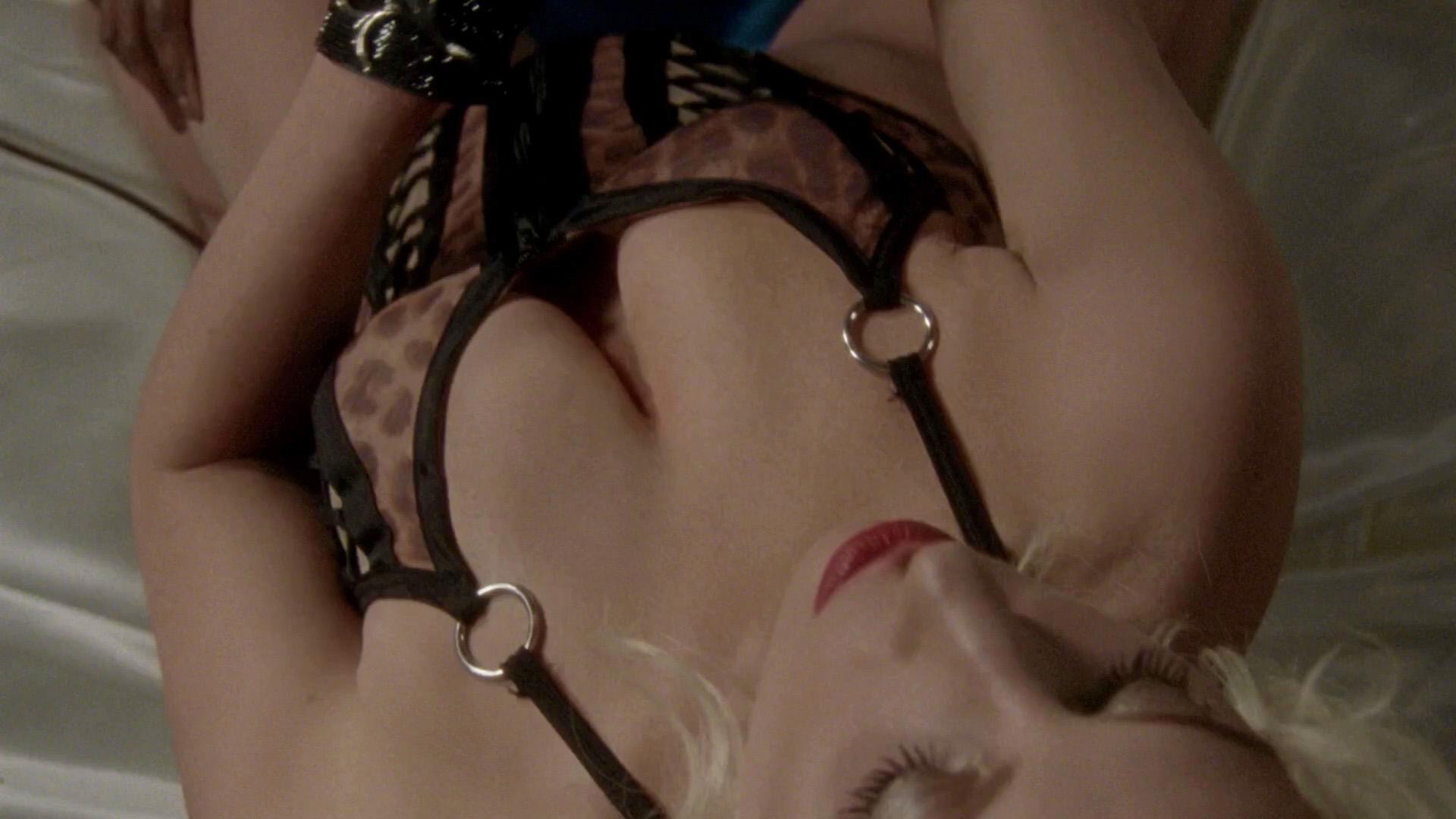 Angela Bassett Talks About Her Sex Scene With Lady Gaga