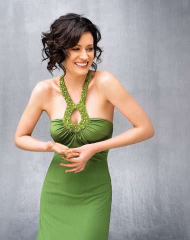 paget brewster pin up model