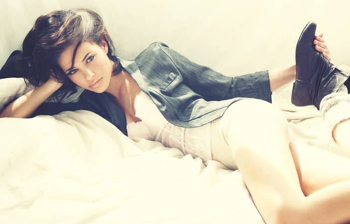 ·Nicole Meyer【妮可?迈耶】南非超模性感诱惑爆棚。。 - 冬日暖陽 - 缘来如此心动