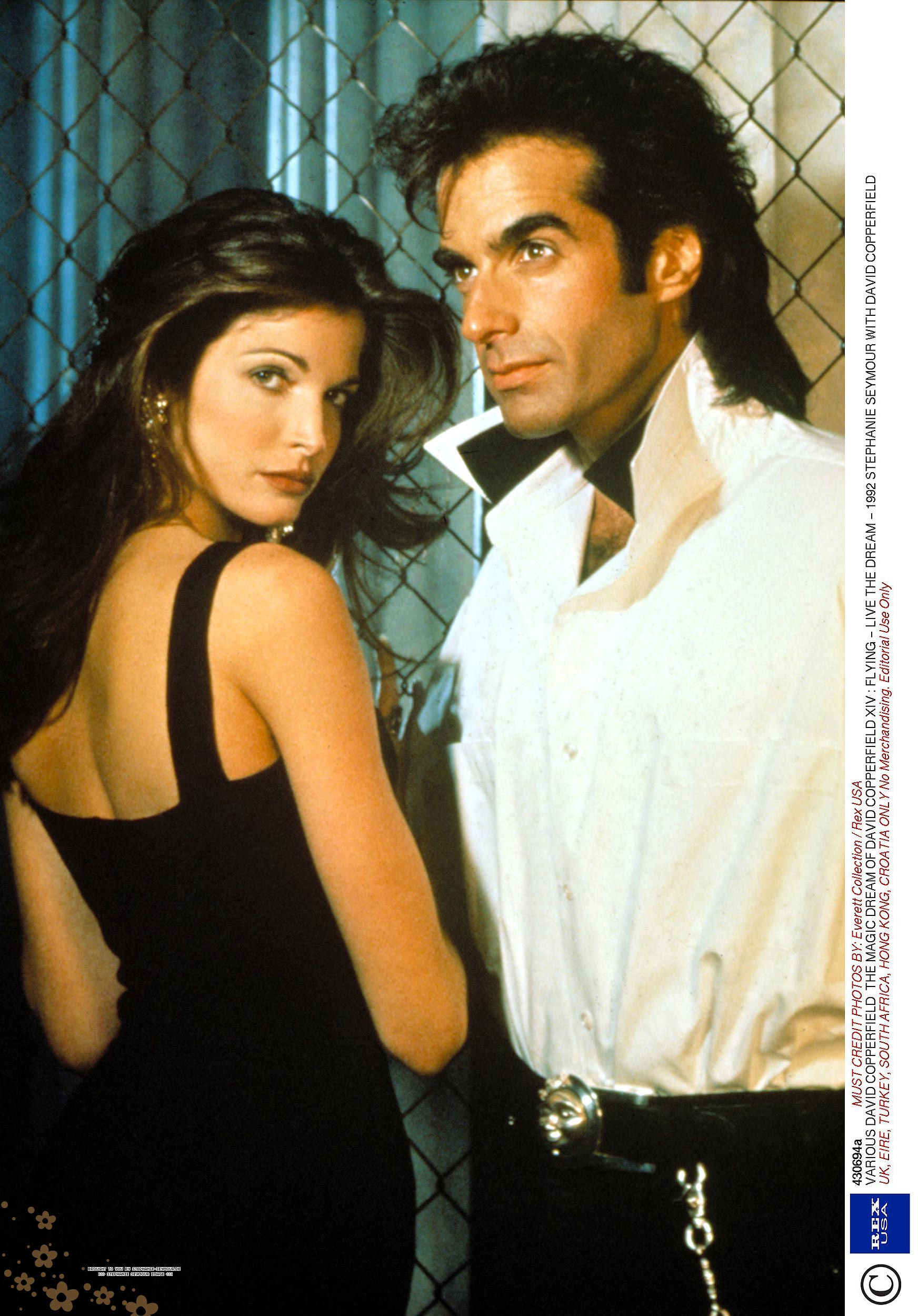 David Copperfield Wife Post
