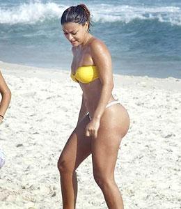 Sarlin palin bikini pic