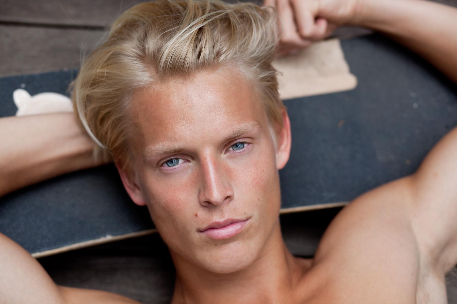 Gay blond guys