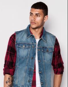 pullbear-blue-denim-waistcoat-product-1-