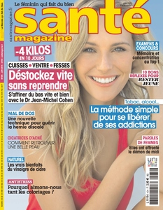 Lene Van Den Berg - sante magazine juin 2015.jpg
