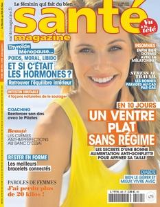 Lene Van Den Berg - sante magazine mai 2016.jpg