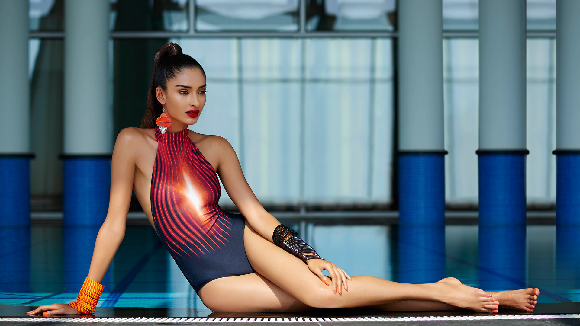6 kingfisher models share their fitness rules for a fit body