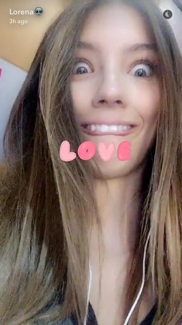 Snapchat Lorena Rae nude photos 2019