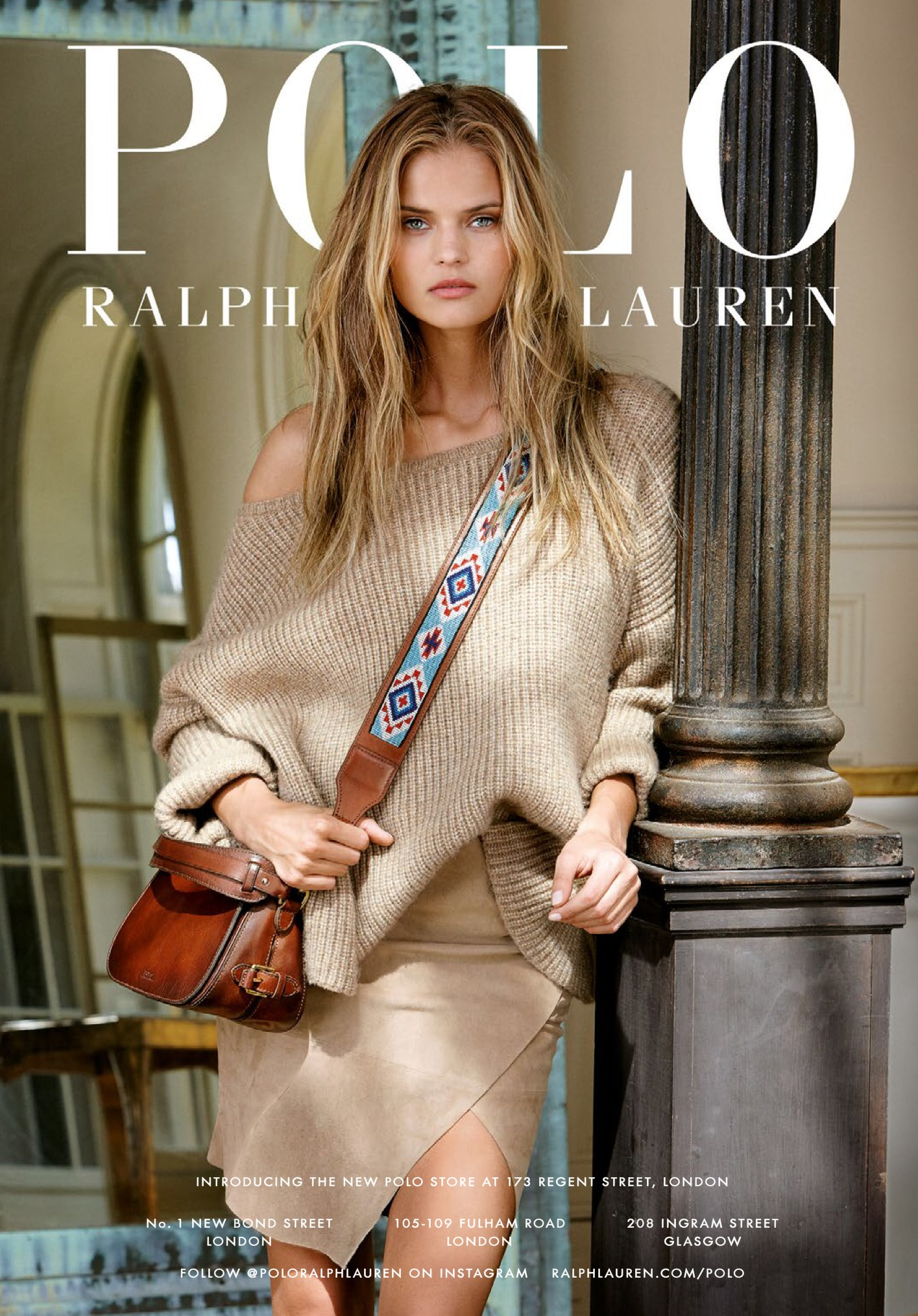 Lauren Bellazon Model Id Ralph Polo bgyf76