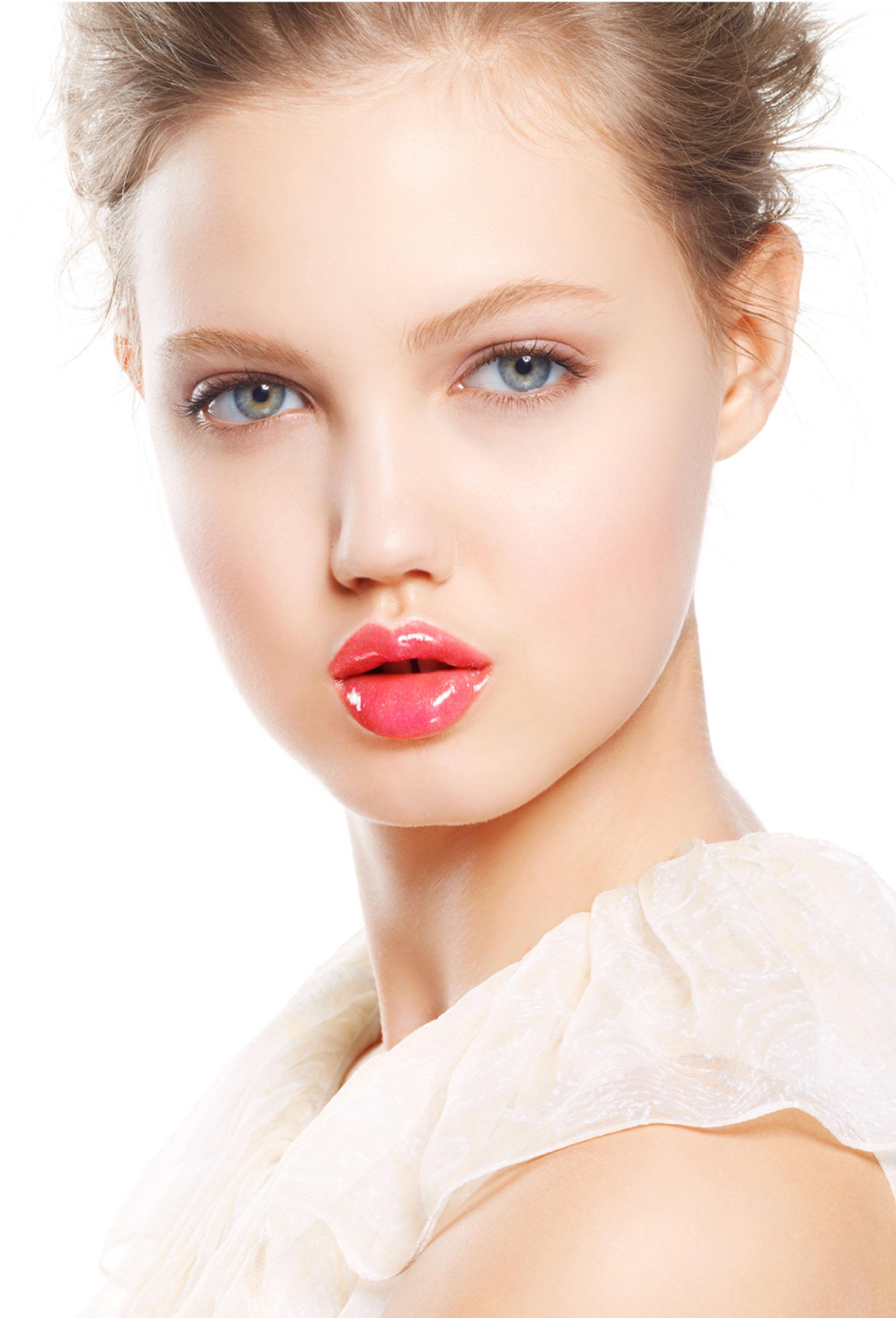 Фото девушек с маленькими губами