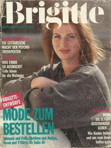 brigitte germany 05 1992 cover Anke Eggert.jpg