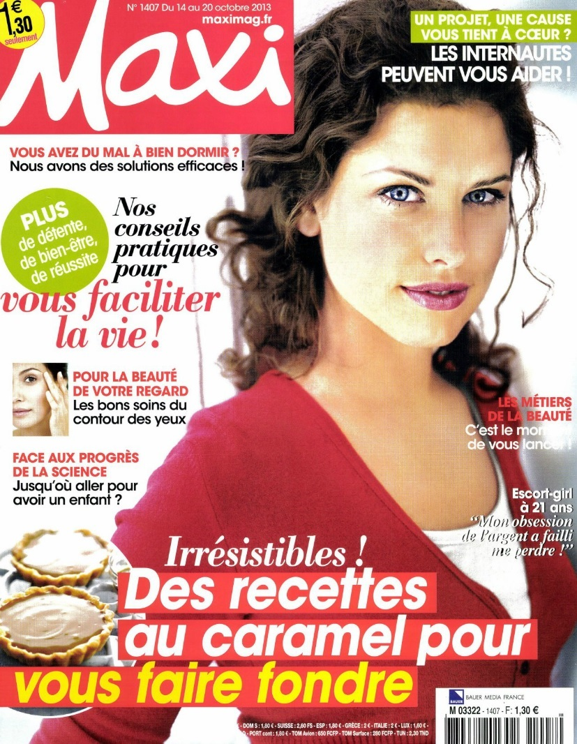 Maxi Magazine Models Page 5 General Discussion Bellazon