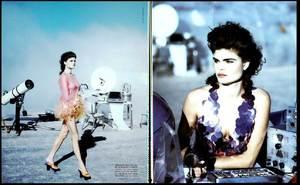 Petra Lindblad,VOGUE Italia May 1990,sule spiagge del duemila,lindbergh 2.jpg