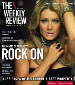 Natalie Bassingthwaighte weekly review mai 2011.jpg
