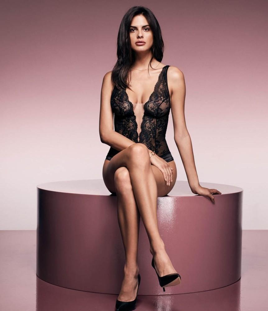 Adriana lima lingerie advise