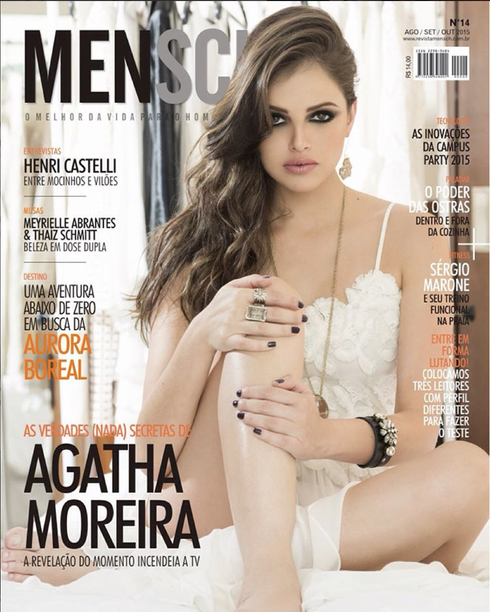 Agatha Moreira Nude Photos 45