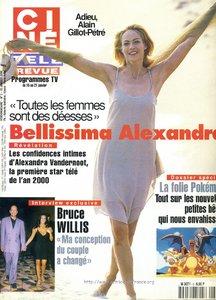 Alexandra Vandernoot cine tele revue.JPG