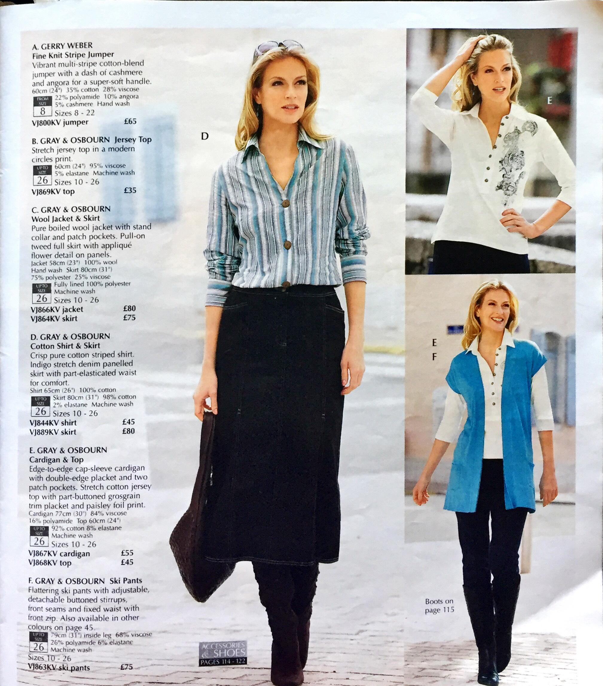 Gray and osbourne fashion 39